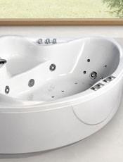 Bañera de Hidromasaje ESTRELLA 150x150 Oasis Star