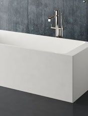 Bañera Solid Surface PURE 170x70 Oasis Star