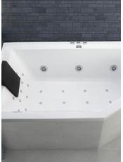 Bañera de Hidromasaje TIARÉ 160x90 Oasis Star