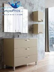 Mueble LUNA con Patas Campoaras.