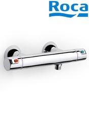 ? Comprar Roca: Termostato para Ducha VICTORIA Ref: A5A1318C00. Mezclador termostático exterior para ducha