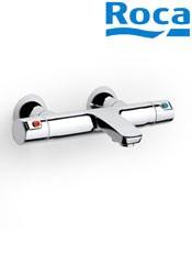 ? Comprar Roca: Termostato para baño y ducha VICTORIA Ref: A5A1118C00. con desviador-regulador de caudal para baño-ducha