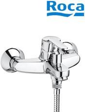 ? Comprar roca: Monomando para baño y ducha VICTORIA Ref: A5A0125C02. con inversor automático ducha de mano, flexible de 1,70 m.