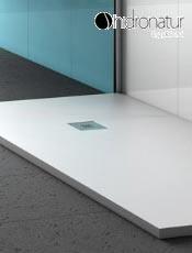 Platos Ducha, Marcas de Calidad CIRAT Solid Surface Hidronatur.Mejor Calidad al mejor Precio.