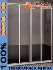 Estilo a tu medida. Mampara ducha Milan Doccia. Échale un vistazo a esta oferta única.