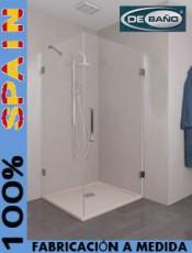 Estilo a tu medida. Mampara de ducha Boreas Debaño. Ahora lo tienes Fácil para comprar.