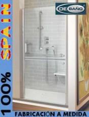 Estilo a tu medida. Mampara de ducha Agave Debaño. El mejor momento para comprar.
