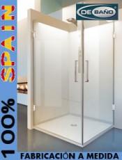 Estilo a tu medida. Mampara de ducha Prometeo Debaño. Échale un vistazo a esta oferta única.