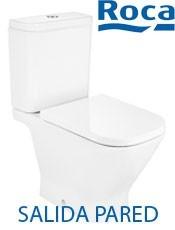 El modelo ideal para tu baño Inodoro salida horizontal THE GAP Roca. Mejor calidad al mejor precio