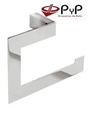 Accesorios de baño. Anilla Lavabo KIRO KI-04 PyP. Colocación: Con tornillos ó Adhesivo SEALANT. Medida: 21x15x6 cm.