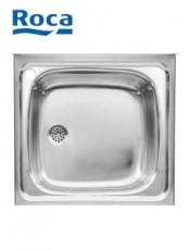 Fregadero Acero Inoxidable E-60 Roca Ref: A870410603