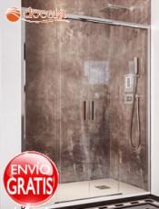 Estilo a tu medida. Mampara ducha corredera Sevilla ST Doccia. Ahora lo tienes Fácil para comprar.