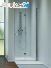 ..Mampara ducha plegable sin perfiles OBI Hidroglas. Fabricación a medida. Envío gratis