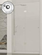 Mampara plegable sin guias SINGAPUR Inox Glassinox. Venta online , demostrado, somos los más baratos.