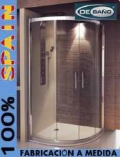 Mampara ducha semicircular AQUILES Debaño