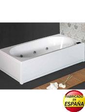 Bañera de Hidromasaje BIAR 190x100 Hidronatur