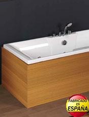 Bañera de Hidromasaje DUART 180x80 Hidronatur