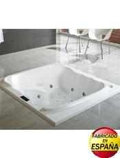 Bañera de Hidromasaje ENOVA 180x160 Hidronatur