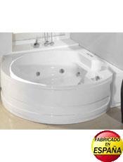 Bañera de Hidromasaje GANDIA 160x160 Hidronatur