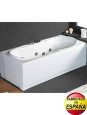 Bañera de Hidromasaje HORUS 180x80 Hidronatur