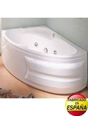 Bañera de Hidromasaje SAGRA 150x100 Hidronatur