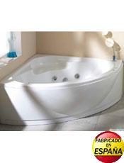 Bañera de hidromasaje XATIVA 140x140 Hidronatur