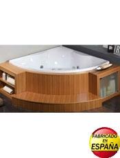 Bañera de Hidromasaje SUECA 140x140 Hidronatur