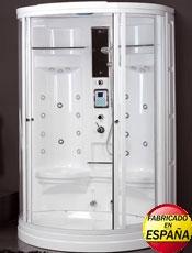 Cabina de Hidromasaje LLAURI 140x110 Hidronatur