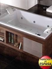 .Bañera ALBAL 200x120 Hidronatur. Tienda online con las mejores marcas nacionales