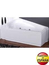 Bañera ALBOY 150x100 Hidronatur. Tienda online con las mejores marcas nacionales