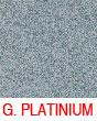 gris platinium