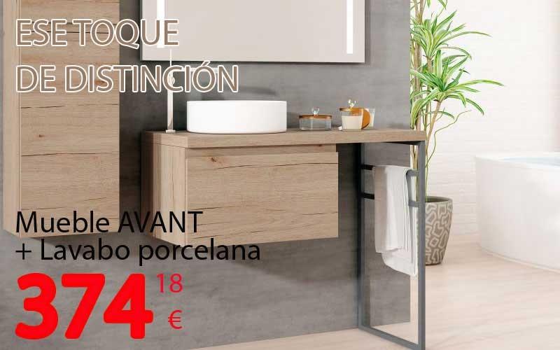 Mueble de Baño AVANT by Faro.