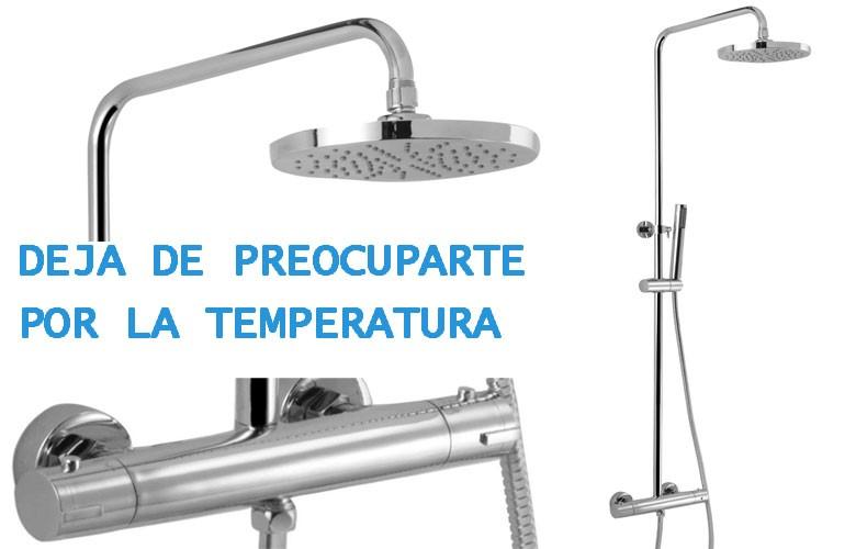 Columnas de ducha online