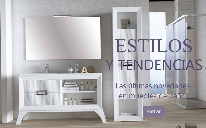 Muebles de baño modernos baratos